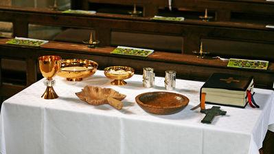 Katholischer Pastoralverbund Hessisches Kegelspiel Erstkommunion